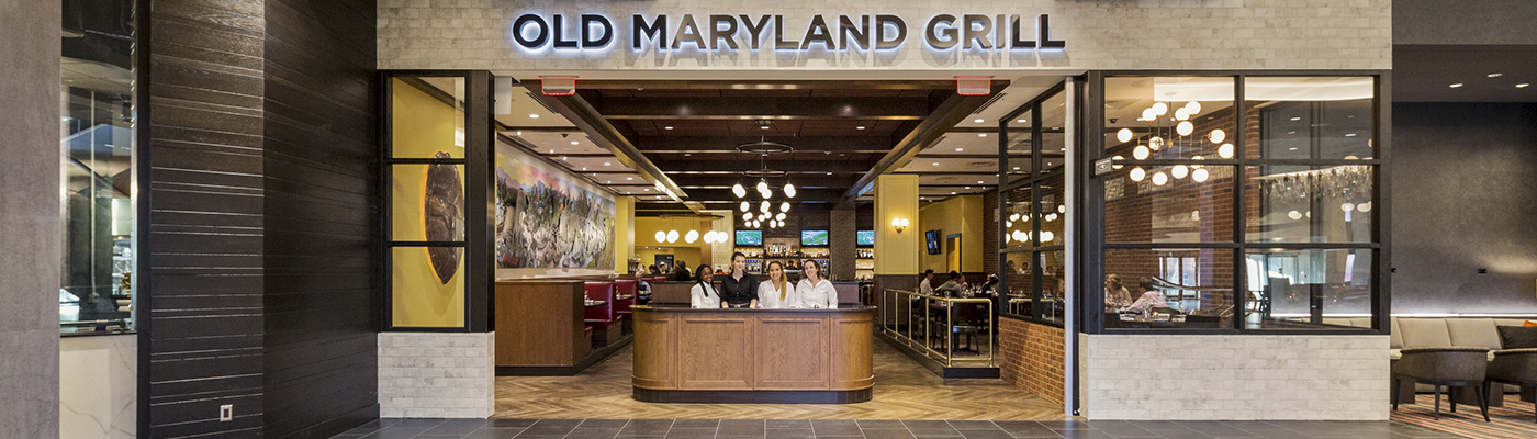 Fine Dining In College Park University Of Maryland Hotel