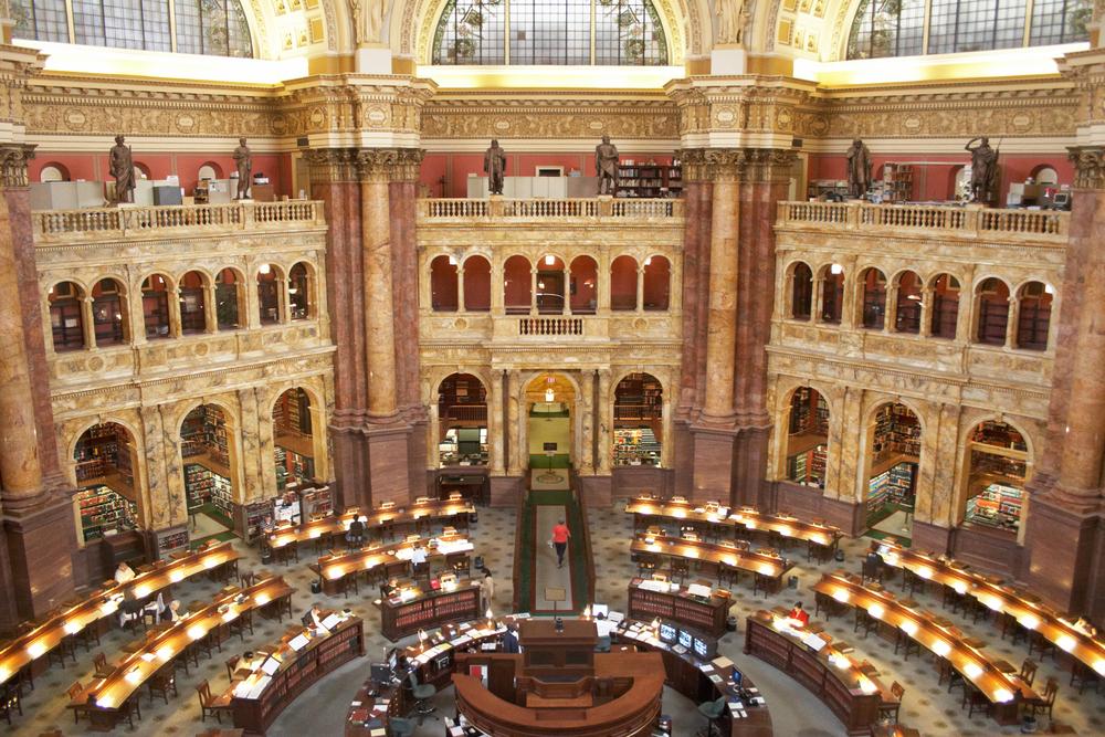 Library of Congress Washington, DC.